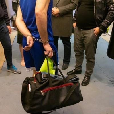 پلمب و بازداشت مدیران باشگاه ورزشی مختلط در خیابان فرشته