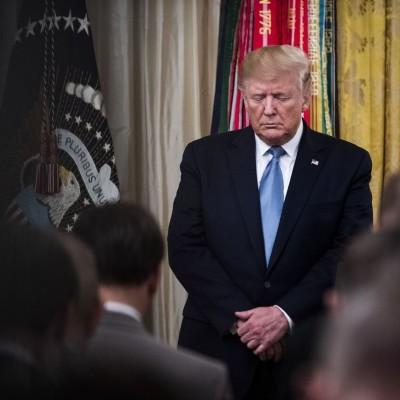مدارک استیضاح ترامپ در راه سنای آمریکا