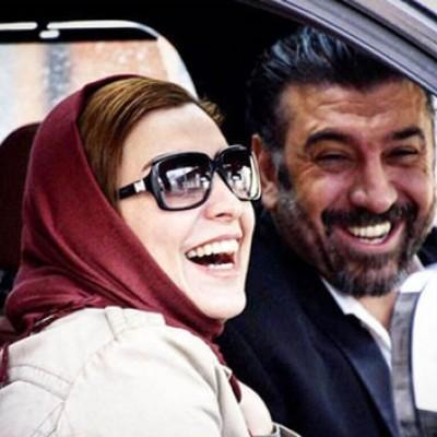 ویدیو جنجالی و لورفته از دستگیری علی انصاریان و دوست دخترش