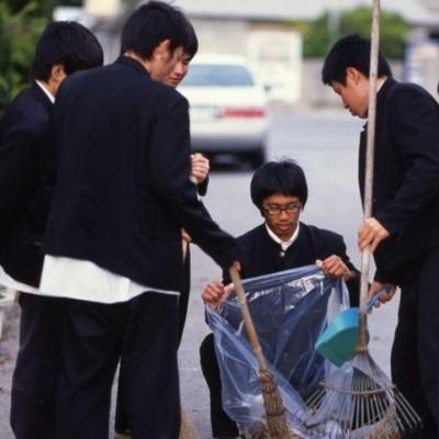چرا ژاپنی ها اینقدر تمیز و مرتب هستند؟!