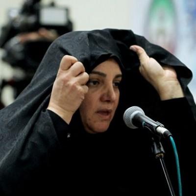 شبنم نعمتزاده از زندان به مرخصی کرونایی آمد