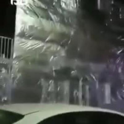 (فیلم) اقدام عجیب شهروند سعودی برای مقابله با کرونا