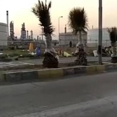 (فیلم) فاجعه بیخ گوش تهران؛ زبالهگردی یک دختربچه
