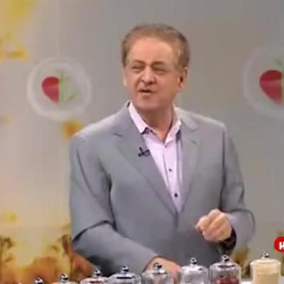 (فیلم) توصیههای متفاوت و دور از انتظار یک پزشک روی آنتن زنده شبکه ۳ !