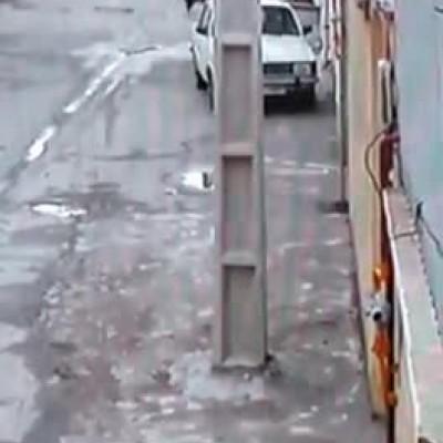 ویدئویی جدید از فرار زندانیان سقز