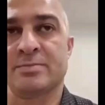 (فیلم) تکذیب شایعه خودکشی پدری که فرزند و همسرش در بوئینگ ۷۳۷ جان باختند