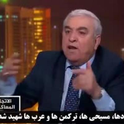 (فیلم) مناظره جنجالی الجزیره درباره ایران/منتقد اسد:یک شهید ایرانی در فلسطین اسم ببر؟/ موافق اسد:به یاری ایران فلسطینیها دیگر با سنگ دفاع نمیکنند